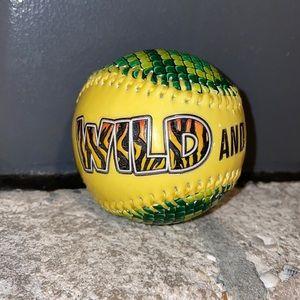 Rainforest Cafe Wild and Fierce baseball NWT
